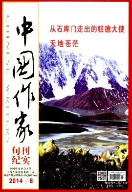 中国作家杂志